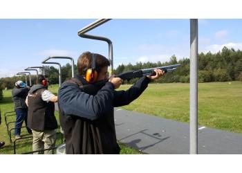 Pažintinis šaudymas į skrendančias lėkštutes Vilniuje 2017 10 14