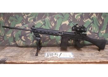 LDT L1A1 pusiau automatinis šautuvas, kal.308 / Tiuninguotas modelis!