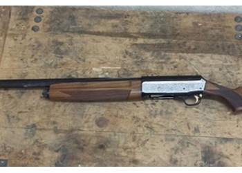 Lygiavamzdis šautuvas