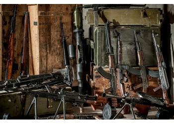 Pasipildė mūsų deaktyvuotų ginklų atsargos!