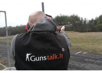 Šaudymas į skrendančias lėkštes Vilniuje
