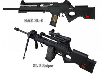 Automatinis šturmo ginklas Heckler&Koch G36