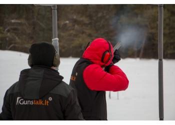 Praktiniai užsiėmimai esamiems ir būsimiems medžiotojams Vilniuje