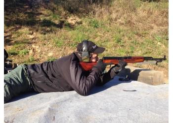 Kulkinio šaudymo treniruotė lauko šaudykloje 2017 06 03!