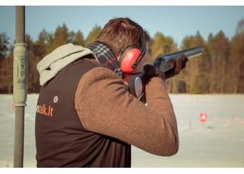 Praktiniai užsiėmimai medžiotojams Vilniuje