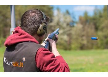 Stendinio šaudymo treniruotės ketvirtadienį ir penktadienį