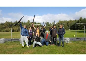 Pramoginio šaudymo treniruotės šį šeštadienį 2016 10 08!
