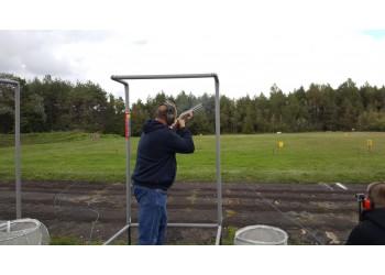 Stendinio šaudymo treniruotės medžiotojams!