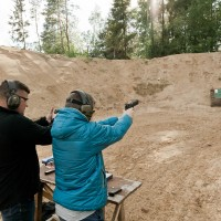 Ginklo kursai sportui - pistoletas