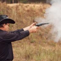 Kursai ginklui sportui - revolveris